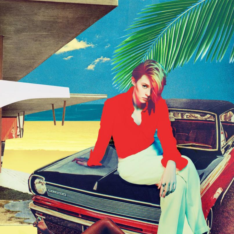 La Roux - Let Me Down Gently album