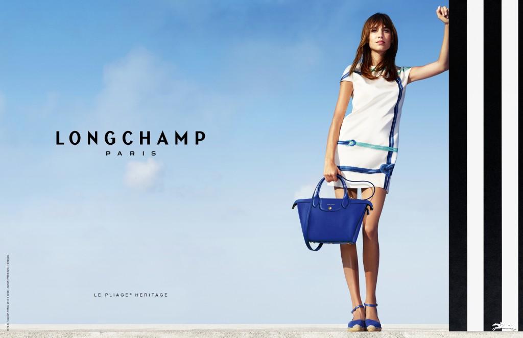 Longchamp Spring 2015 Alexa Chung Mamo Marseille