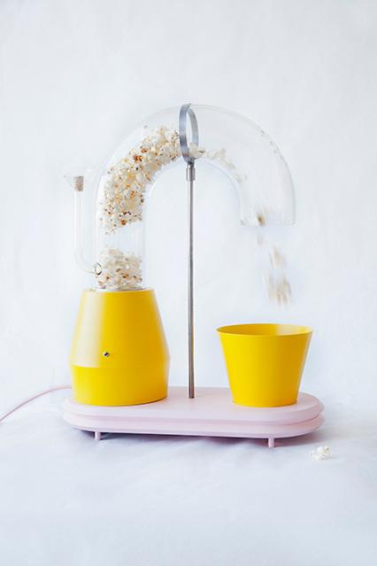 Popcorn monsoon Jolene Carlier