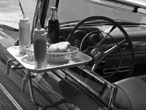 breakfast car