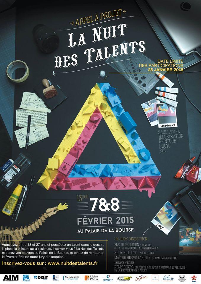 nuit des talents 2015