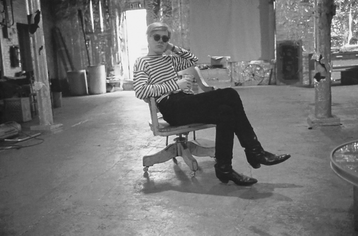 Andy Warhol by Stephen Shore