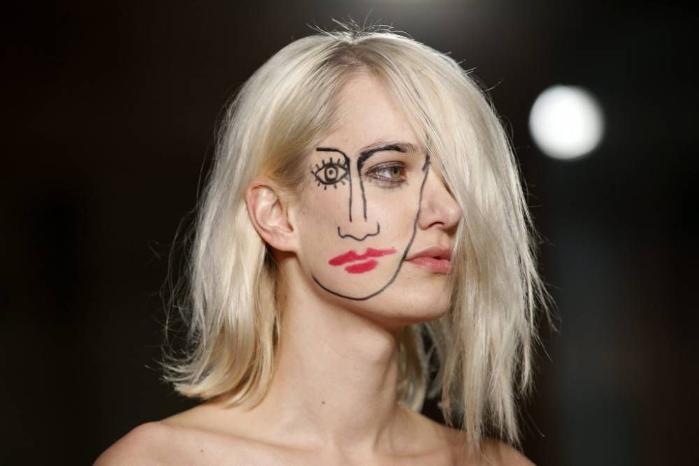 Jacquemus Picasso make up
