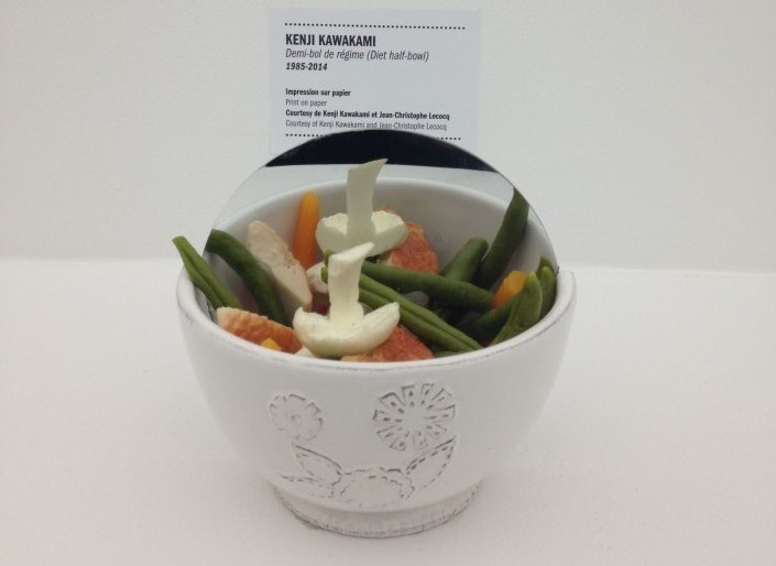 Kenji Kawakami demi bol de régime