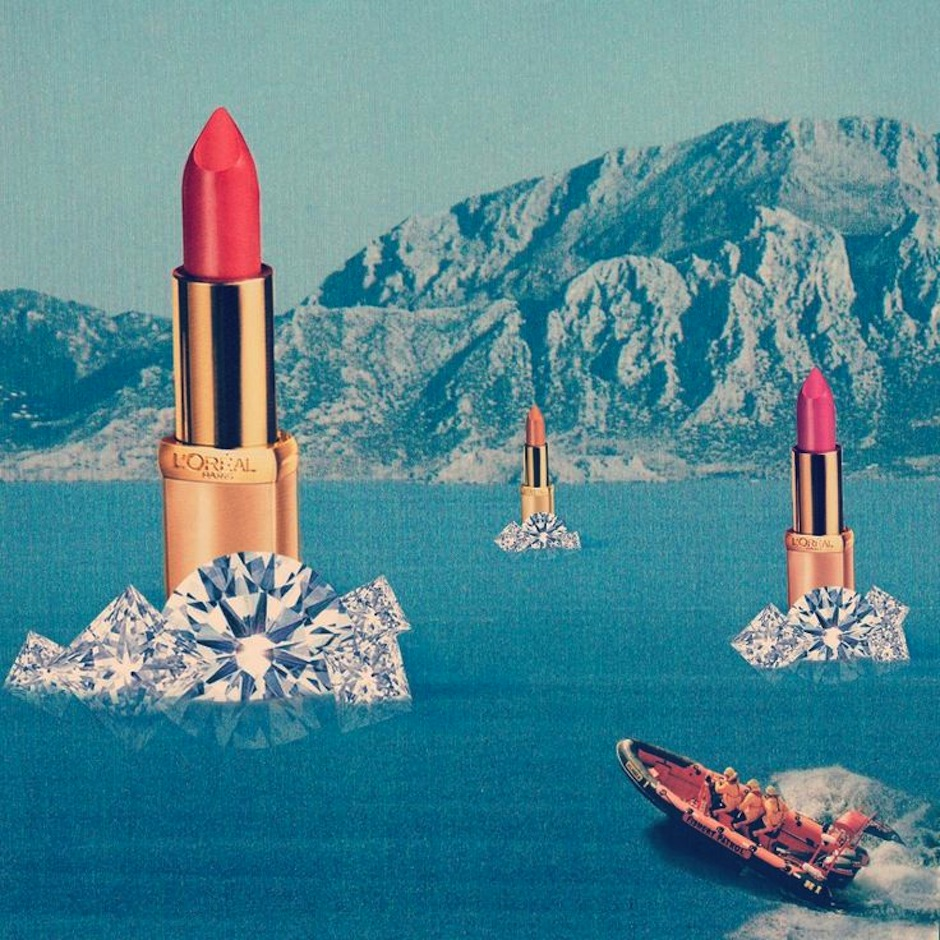lipstick sea