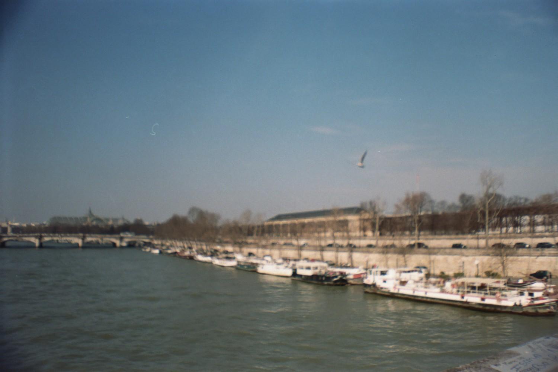 Paris - Sardina Lomography x Kodak Portra 500