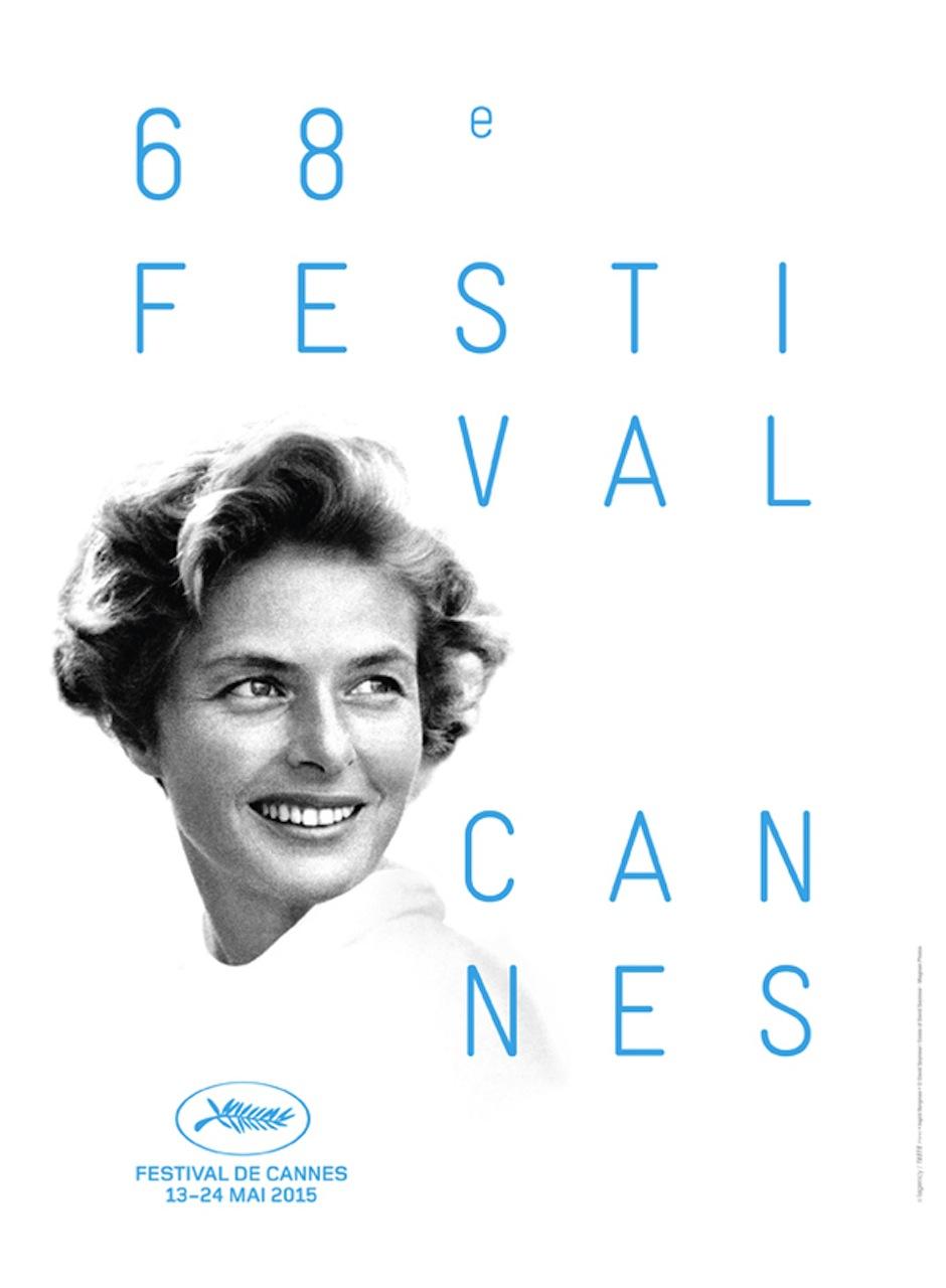 affiche Festival de Cannes 2015