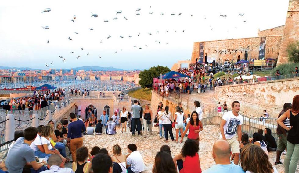 Rock Island Marseille festival