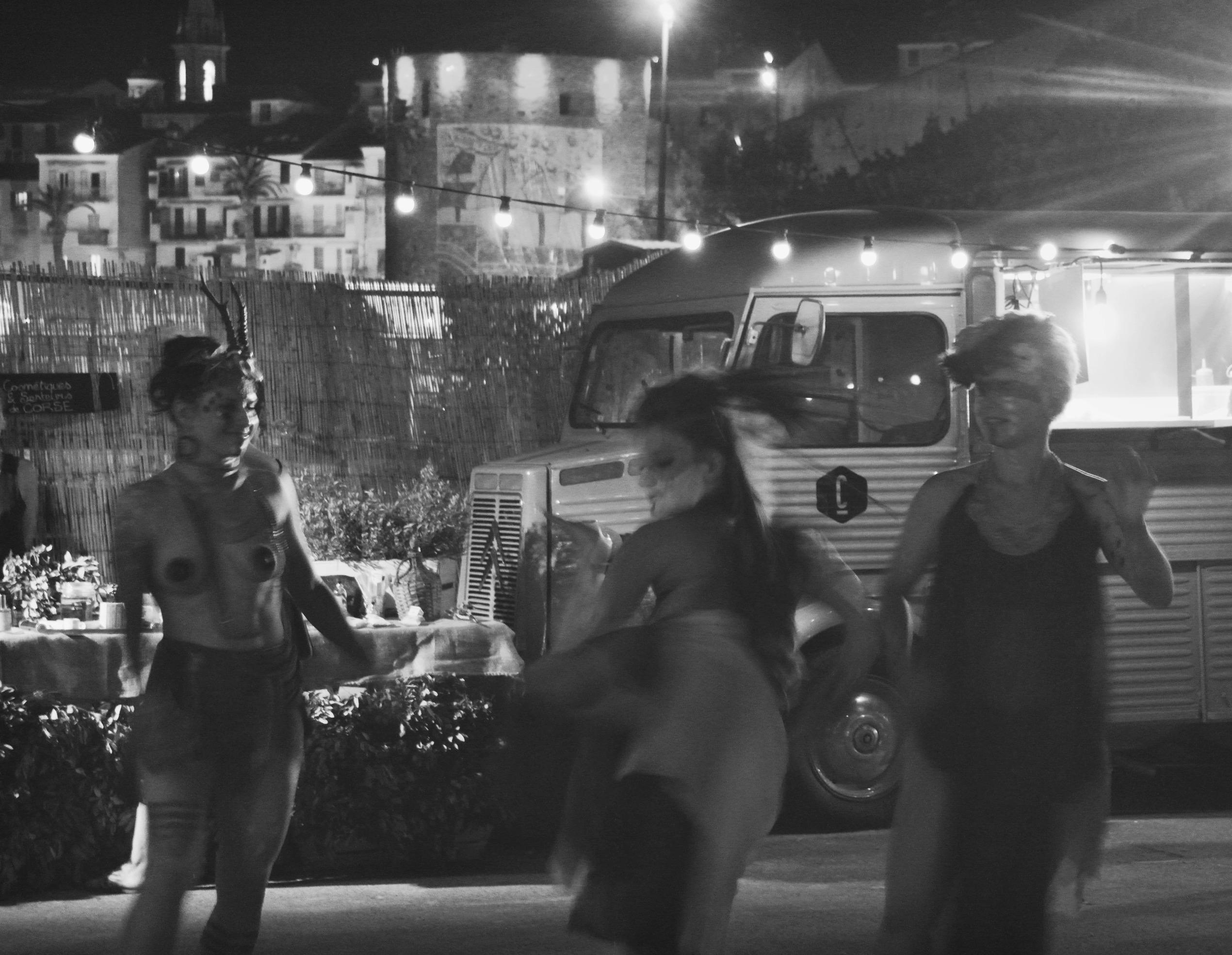 Calvi on the rocks 2015 - danseurs
