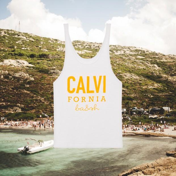 Calvifornia Ba&sh Calvi on the rocks