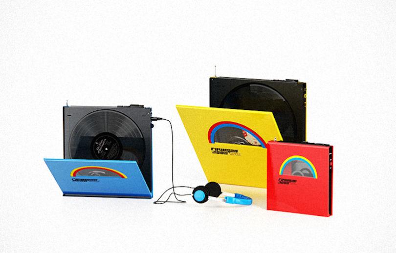 Rawman 3000 vinyl