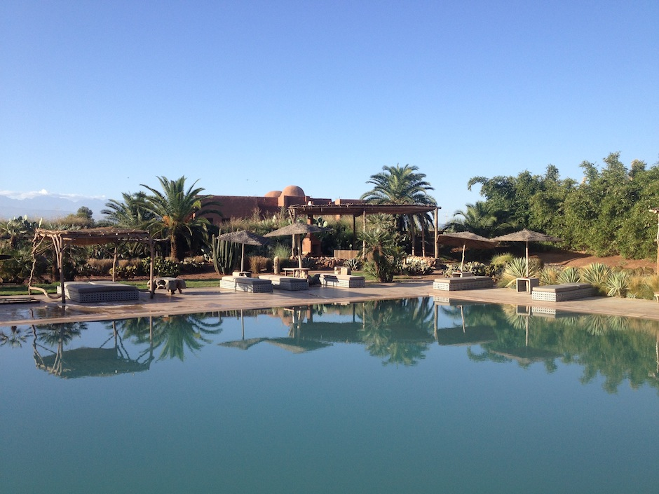 Hotel Fellah Marrakech