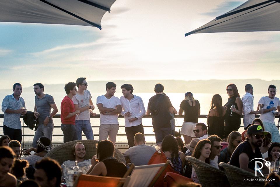 R2 Rooftop Réfectoire - Terrasses du port marseille