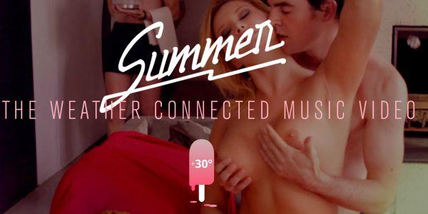 aufgang summer music weather connected video