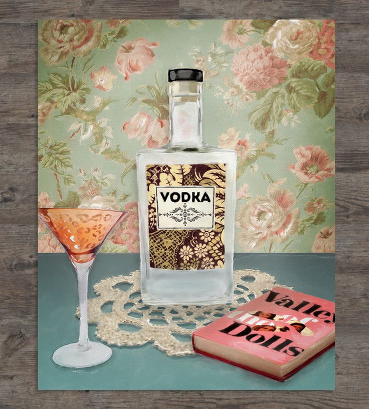 vodka handmade