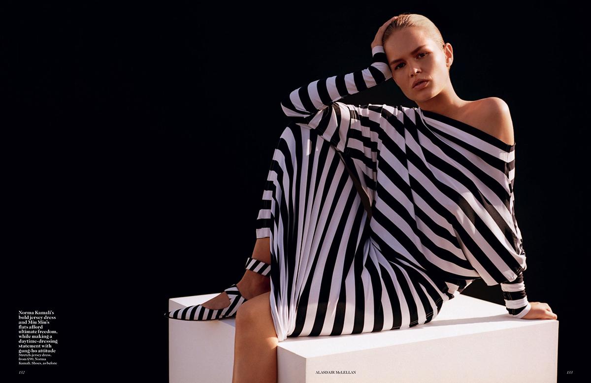 Anna Ewers by Alasdair McLellan for Vogue UK January 2016 (2)
