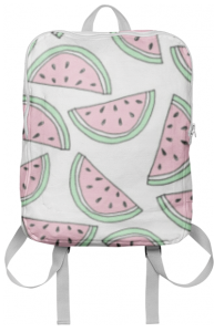 watermelon backpack teen-style