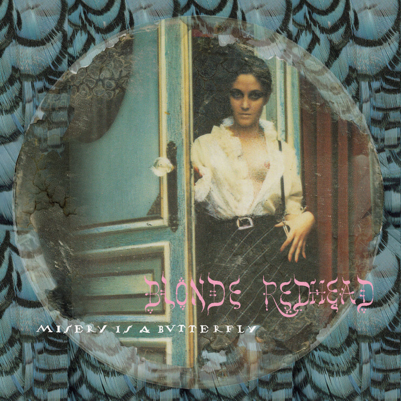 Blonde Redhead - Misery Is A Butterfly - Amazoncom
