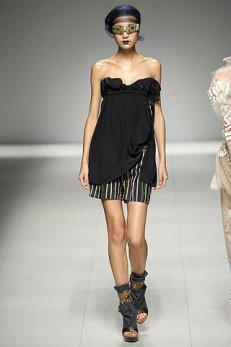 c4a59ff0c41 Fashion Week Eté 2009   la petite robe noire